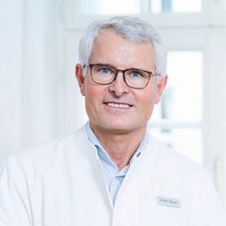 Prof. Dr. med. Günter Rauh